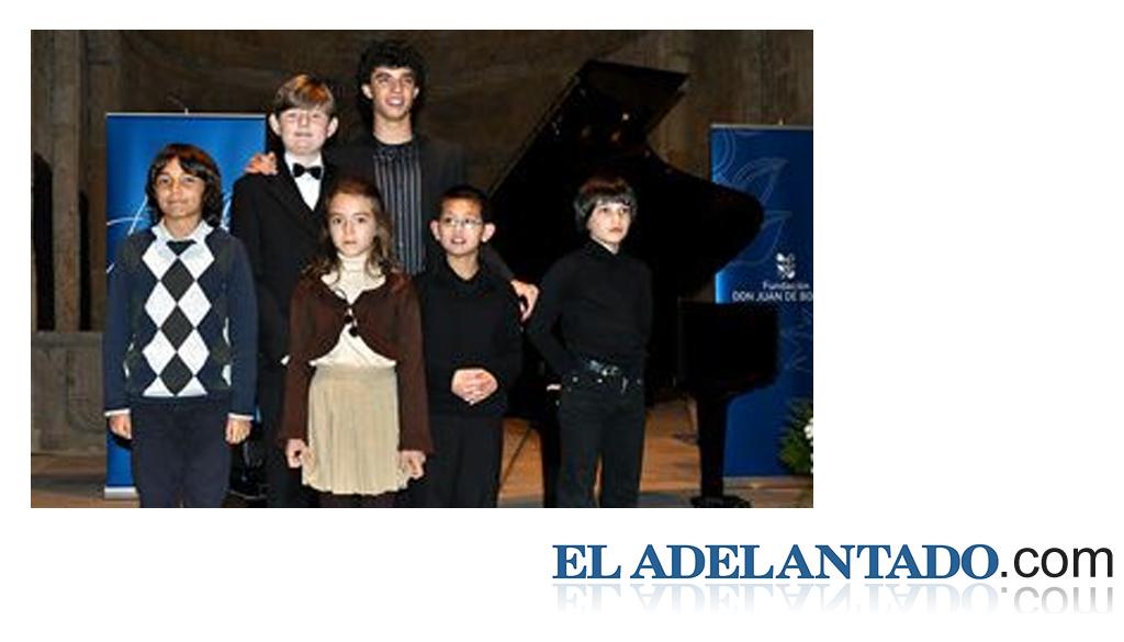 el adelantado el xiv premio infantil de piano santa cecilia