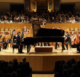 Concierto en el Auditorio Nacional
