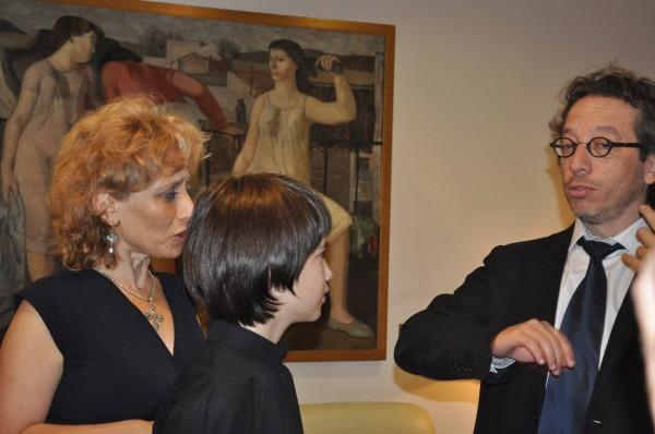 Hablando con George Pehlivanian 2