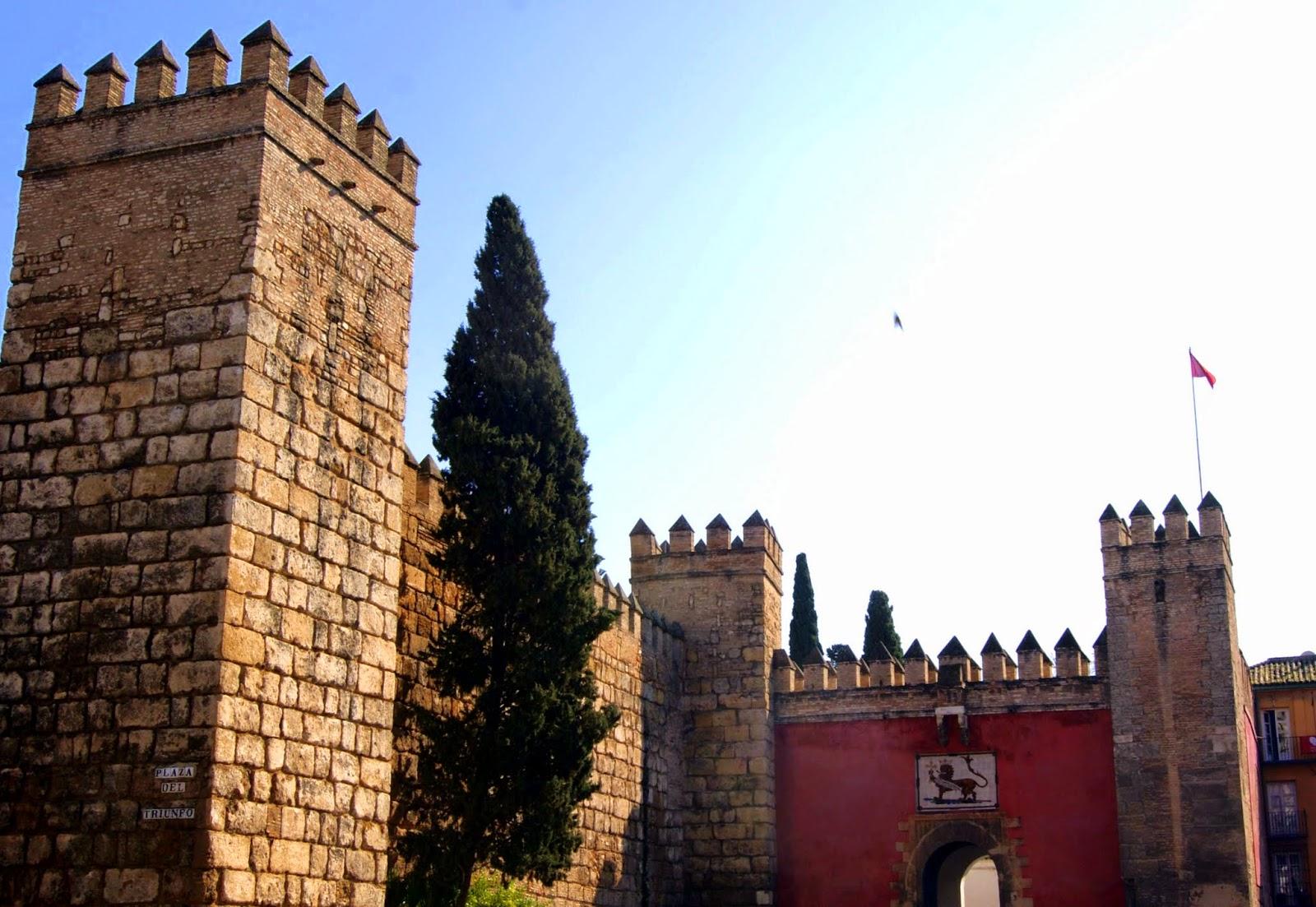 Real Alcázar Sevilla